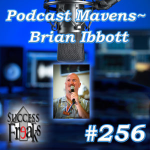SF #256 - Podcast Mavens~ with Brian Ibbott - ALBUM ART-AR