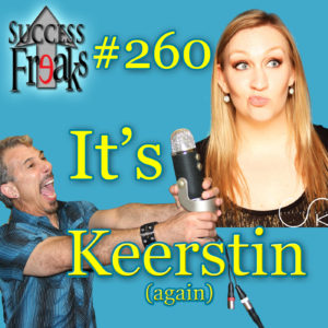 SF #260 - It's Keerstin (again)~ with ItsKeersten - ALBUM ART-AR
