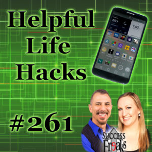 SF #261 - Helpful Life Hacks - ALBUM ART-AR