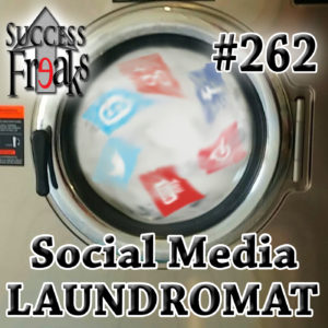 SF #262 - Social Media Laundromat - ALBUM ART-AR