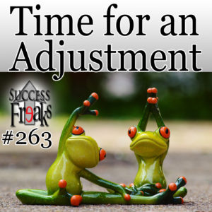 SF #263 - Time for an Adjustment - ALBUM ART-AR