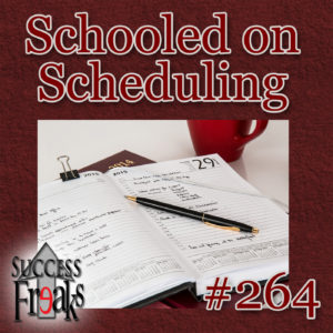 SF #264 - Schooled on Scheduling - ALBUM ART-AR